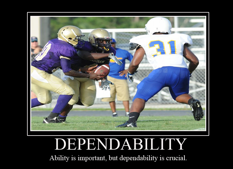 dependability poster images frompo